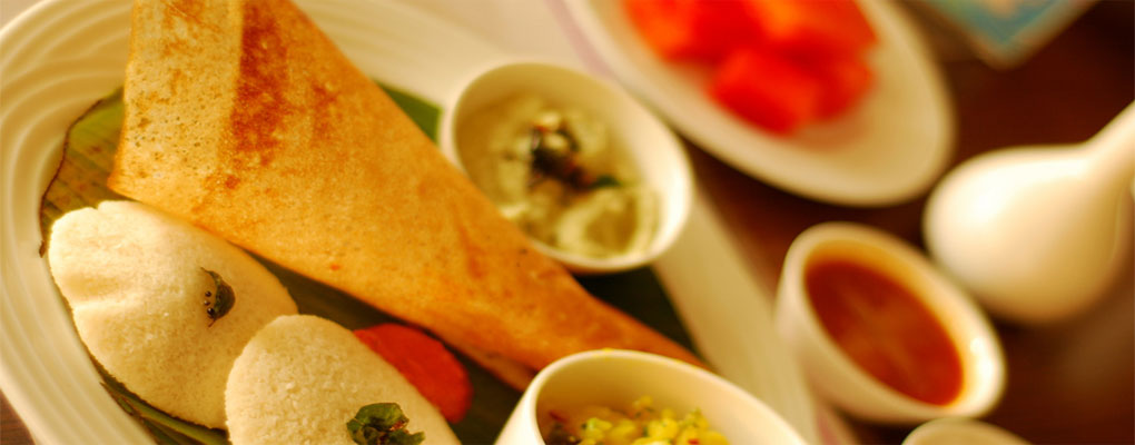 We've got the best dosa in town!